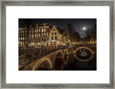 Twilight Framed Print by Shari Mattox
