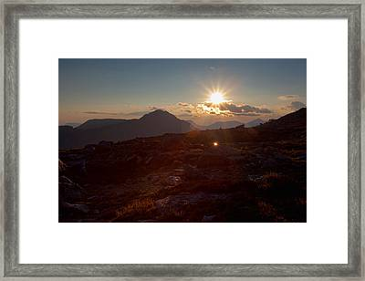 Twinkle Framed Print by Jim Garrison