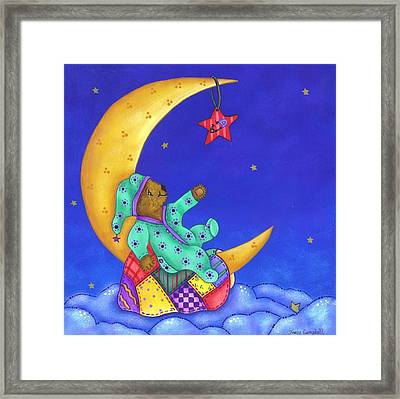 Twinkle Little Star Framed Print