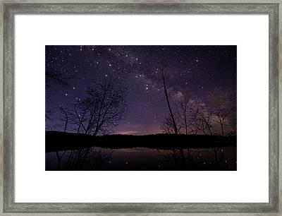 Twinkle Twinkle Framed Print by James Wheeler