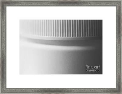 Twist Off Framed Print by Dan Holm