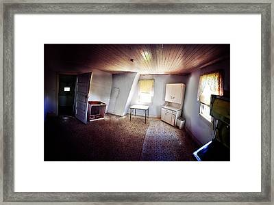 Twisted Visions Framed Print by Starlux  Productions