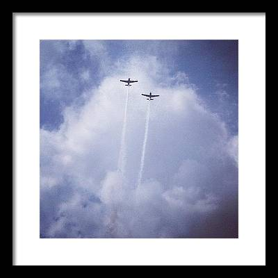 Jet Framed Prints
