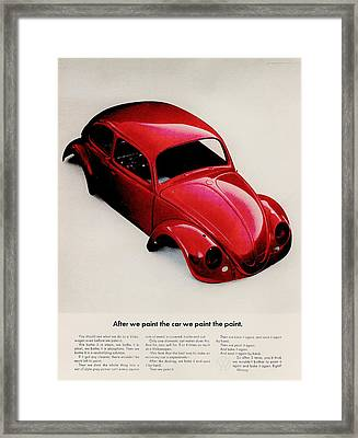 Two Coats Framed Print by Benjamin Yeager