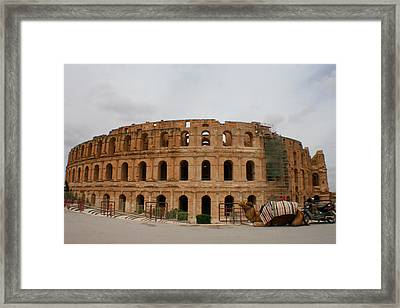 Two Hour Parking Framed Print