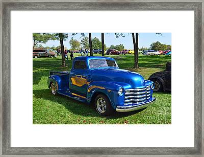 Two In One Framed Print