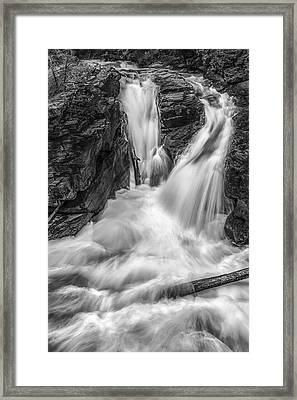 Two Into One Framed Print