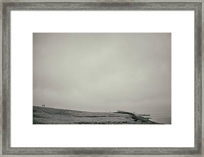 Two Is Company Framed Print by Kunal Mehra