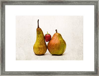 Two Lives One Heart Framed Print by Alexander Senin