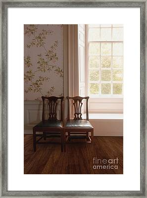 Two Framed Print by Margie Hurwich
