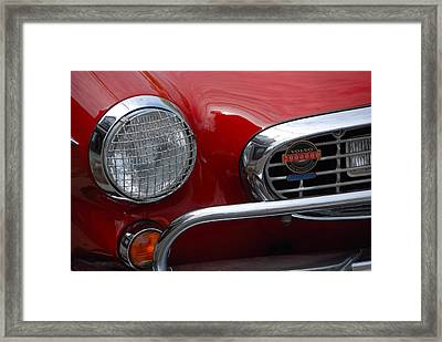 Two Million Miles Plus Framed Print