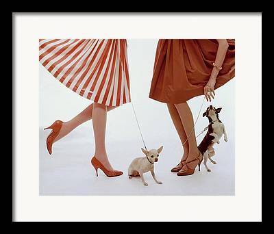 Sandals Framed Prints