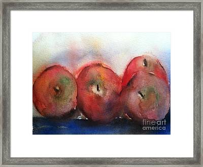 Two Pairs Framed Print by Sherry Harradence