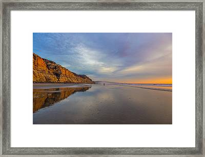 Two Framed Print by Peter Tellone