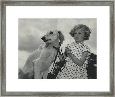 Two Shows At Roe Hampton Club Framed Print by Retro Images Archive