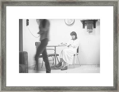 Two Sisters Project 19 Framed Print by Steven Macanka