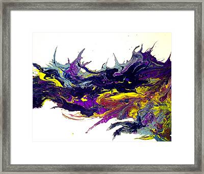 two souls II Framed Print by Holly Anderson