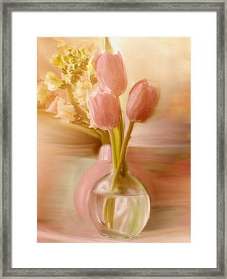 Two Vases Framed Print