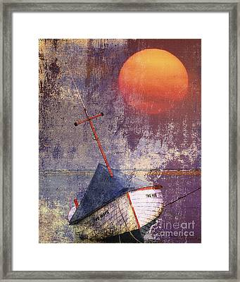 Two Ways Framed Print