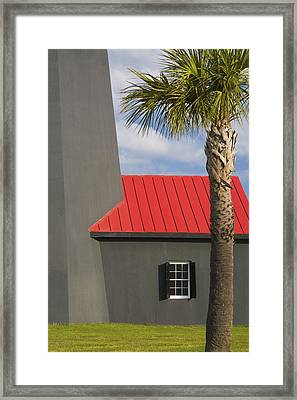Tybee Island Light Framed Print by Eggers   Photography