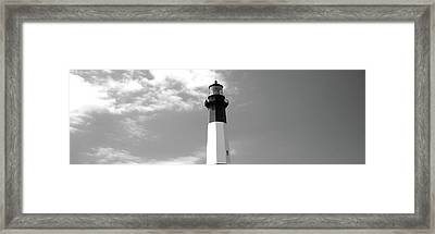 Tybee Island Lighthouse, Atlanta Framed Print by Panoramic Images