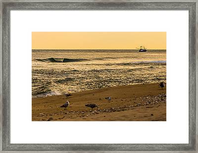 Typical Long Island Framed Print