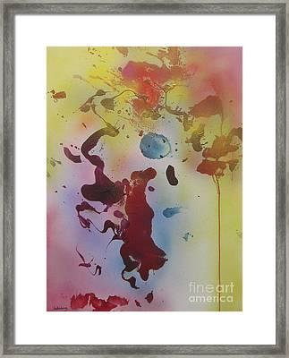 Tzfasser 13 - Mystic Synapse #2 Framed Print