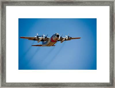U S Coast Guard Framed Print by Brian Williamson