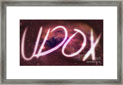 Udox 02 Framed Print by Jose Benavides