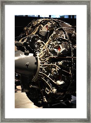 Udvar-hazy Center - Smithsonian National Air And Space Museum Annex - 121216 Framed Print by DC Photographer