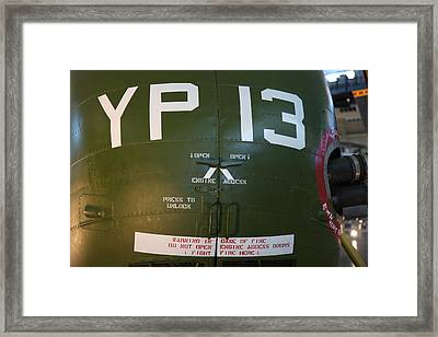 Udvar-hazy Center - Smithsonian National Air And Space Museum Annex - 121218 Framed Print by DC Photographer