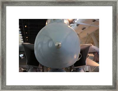 Udvar-hazy Center - Smithsonian National Air And Space Museum Annex - 121238 Framed Print by DC Photographer