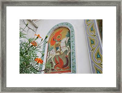Ukraine, Sevastopol Area, City Framed Print