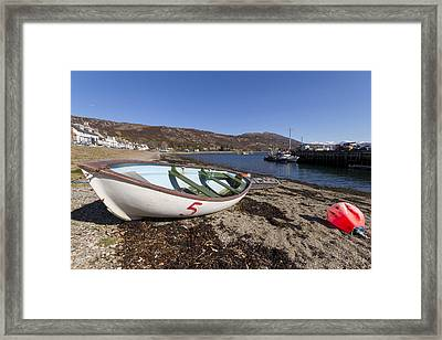 Ullapool Framed Print by Karl Normington