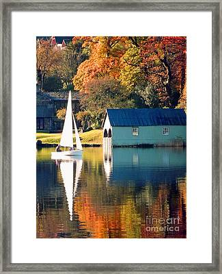 Ullswater Framed Print by Linsey Williams