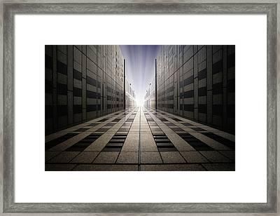 Ultimate Brightness Mk.ii Framed Print
