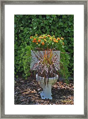 Ultimate Flower Pot 2 Framed Print
