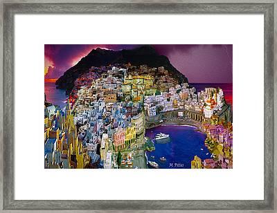 Ultimate Hilltop Framed Print