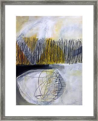 Un -earth 1 Framed Print by Jane Davies