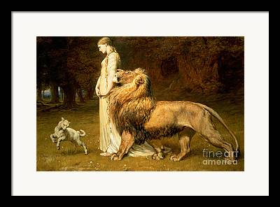 Mythical Paintings Framed Prints