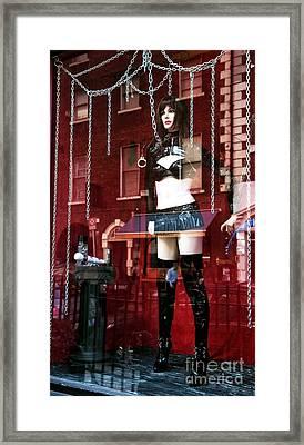 Unchain Me Framed Print by John Rizzuto