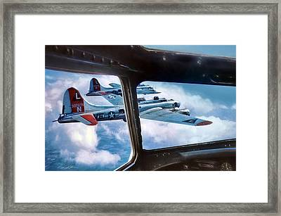 Unchallenged  Framed Print by Peter Chilelli
