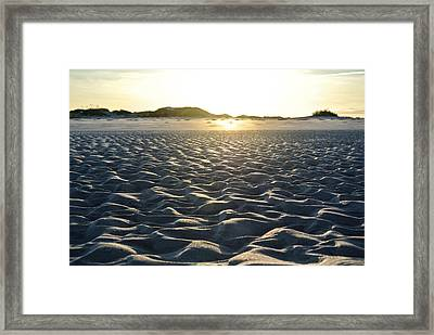 Uncharted Framed Print by Jason Heckman