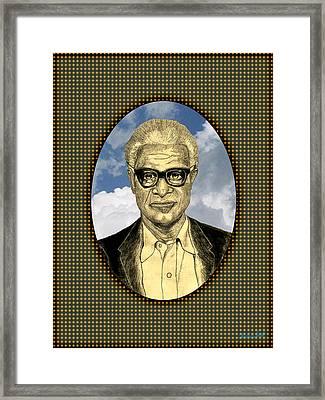 Uncle John Framed Print