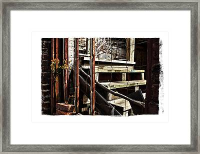 Uncommon Beauty Framed Print by Tanya Jacobson-Smith
