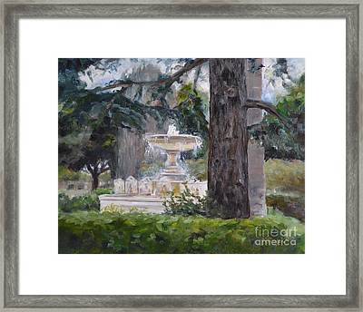Unconditional Love Framed Print by Lori Pittenger