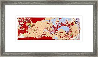 Uncovered Gems Framed Print by Michael Filan
