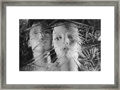 Undaunted Aspiration Framed Print