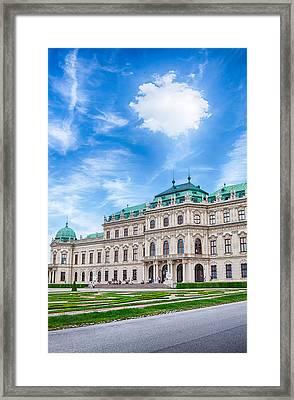 Under The Cloud Framed Print by Viacheslav Savitskiy