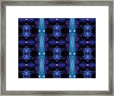 Under The Sea Framed Print by Dan Sproul